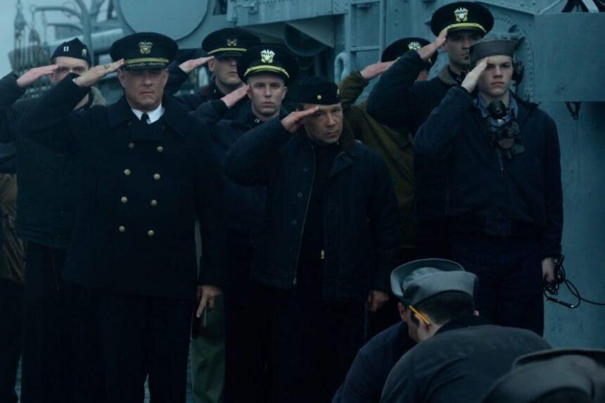 «Грейхаунд» — Том Хэнкс в морскому бою на Атлантике