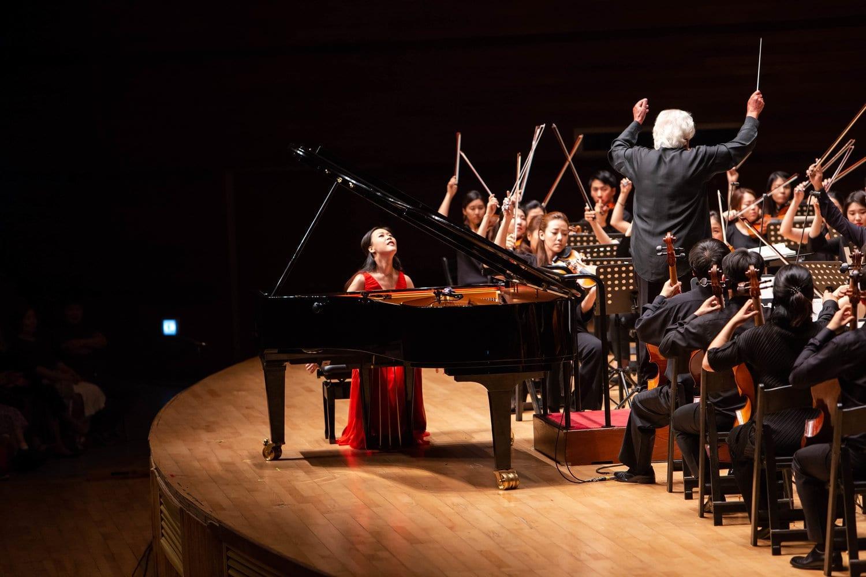 ВЮжной Корее проходит фестиваль классической музыки, посвященный Бетховену