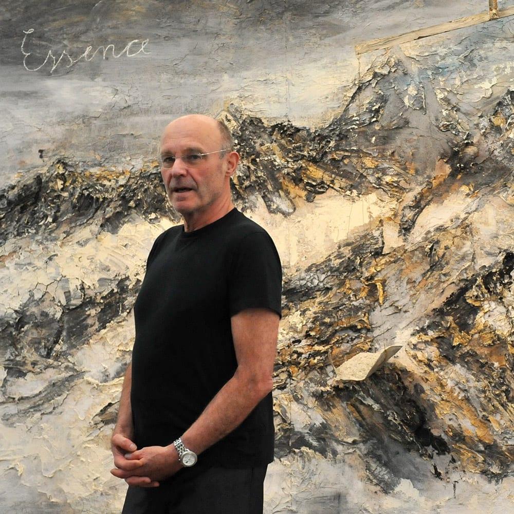 Выставка «Ансельм Кифер — Вальтеру фон дер Фогельвейде» (Anselm Kiefer Für Walther von der Vogelweide)