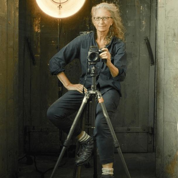 Онлайн-выставка Энни Лейбовиц Still Life