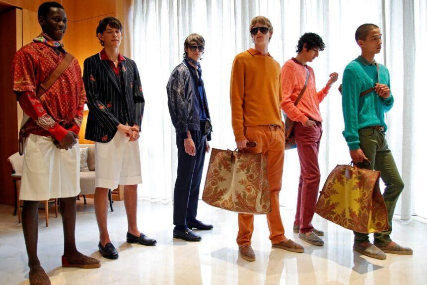 10 лучших коллекций мужской Недели моды в Милане