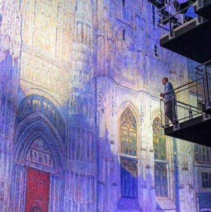 ВРуане покажут круговую панораму, вдохновленную творчеством Моне