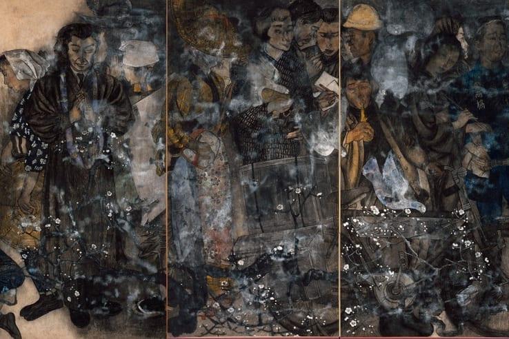 «Панели Хиросимы» Ири иТоси Маруки можно будет увидеть виртуально
