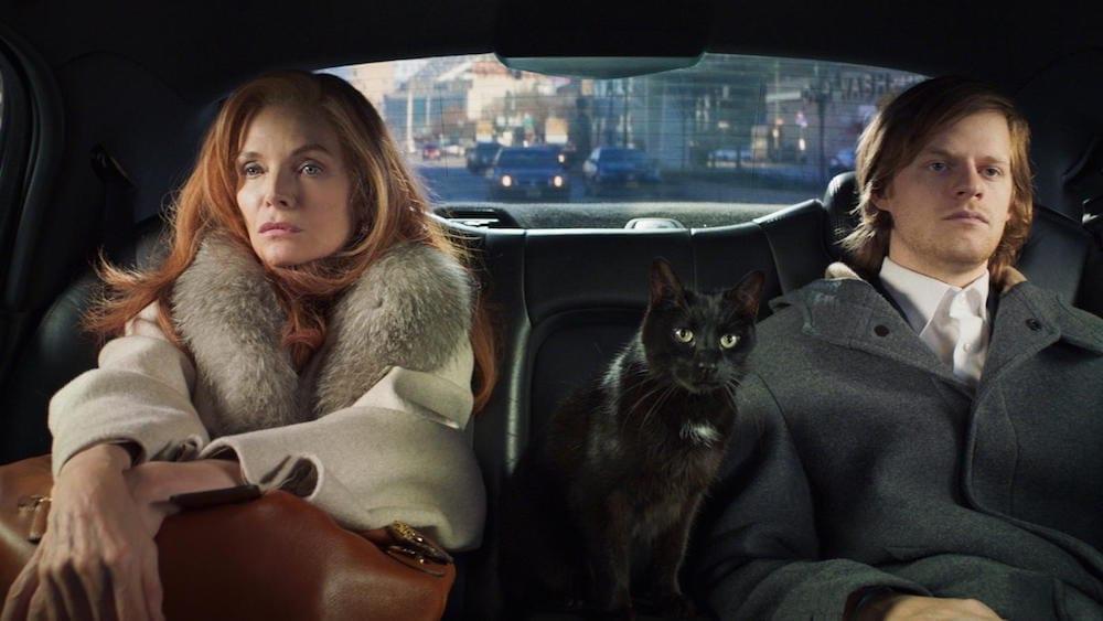«Уйти непрощаясь» сМишель Пфайффер закроет Нью-Йоркский кинофестиваль