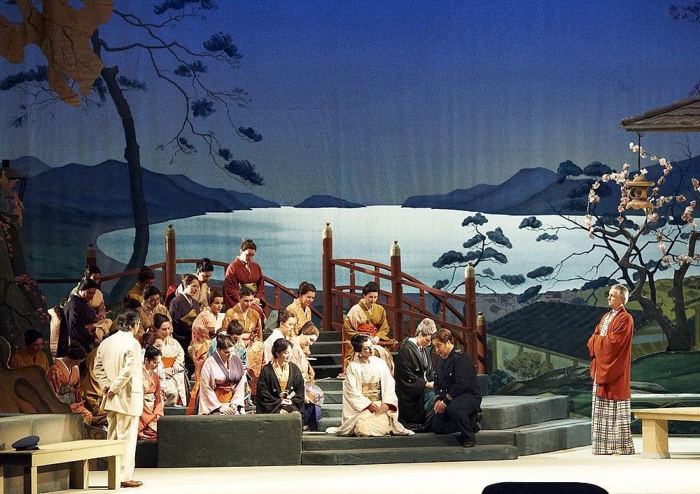 Венская опера откроет новый сезон «Мадам Баттерфляй»