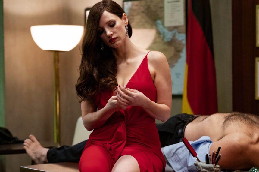 «Агент Ева»: Джессика Честейн снова в роли сильной и сломанной