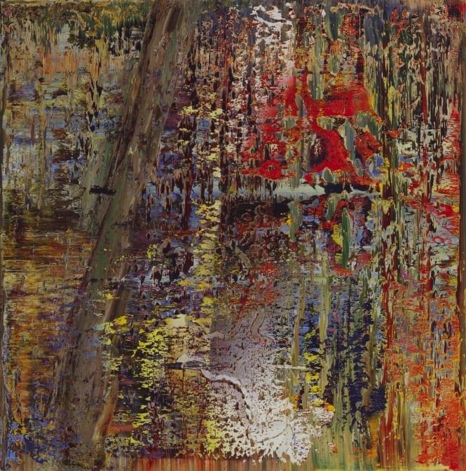 Работа Герхарда Рихтера станет топ-лотом аукциона Sotheby's вГонконге