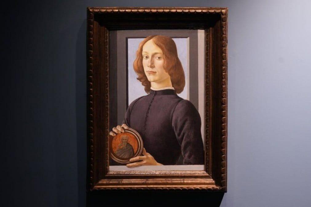 Портрет кисти Боттичелли будет выставлен нааукцион за$80млн.