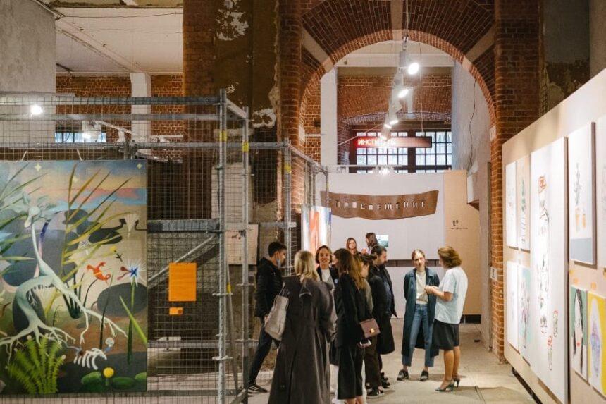 7 художников, которых нужно посмотреть на ярмарке blazar