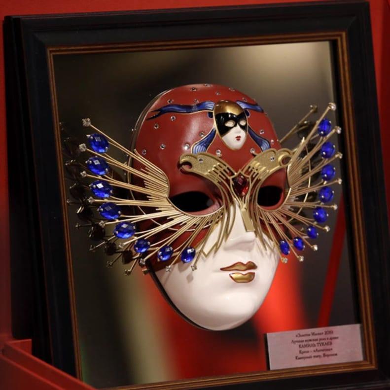 «Золотая маска» online