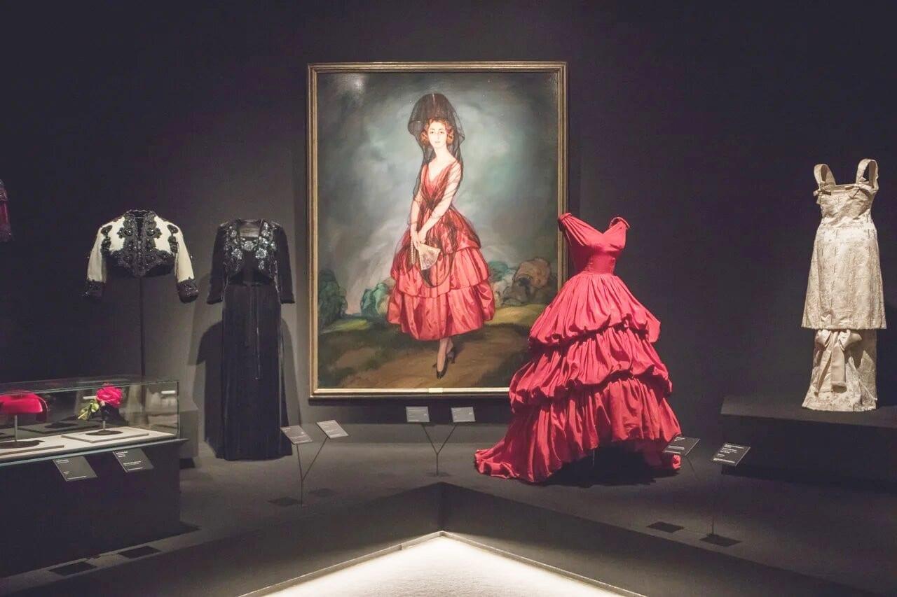 Баленсиага и испанская живопись