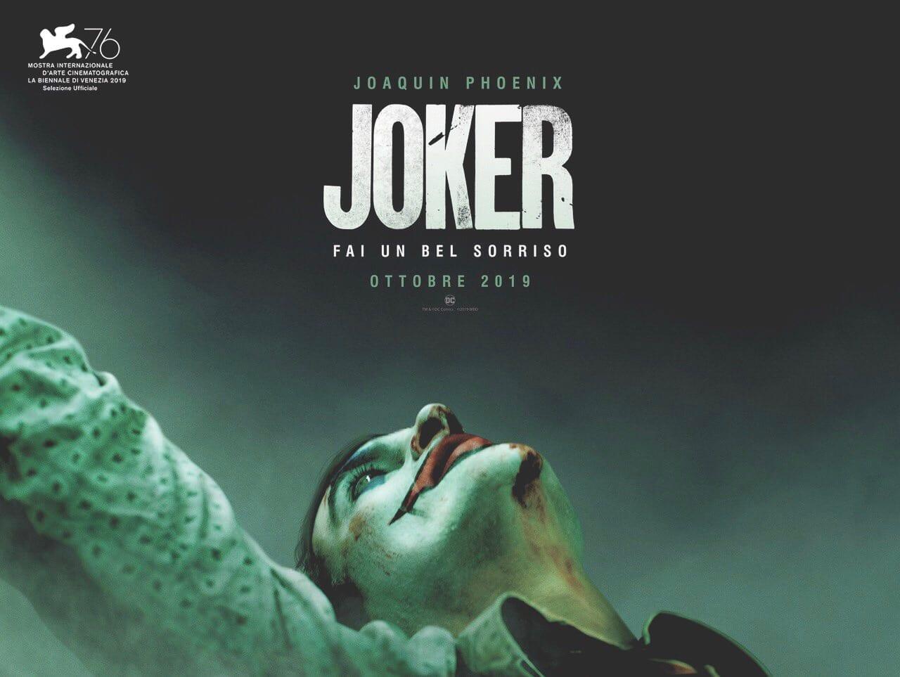 Премьера фильма Тодда Филлипса «Джокер» в России