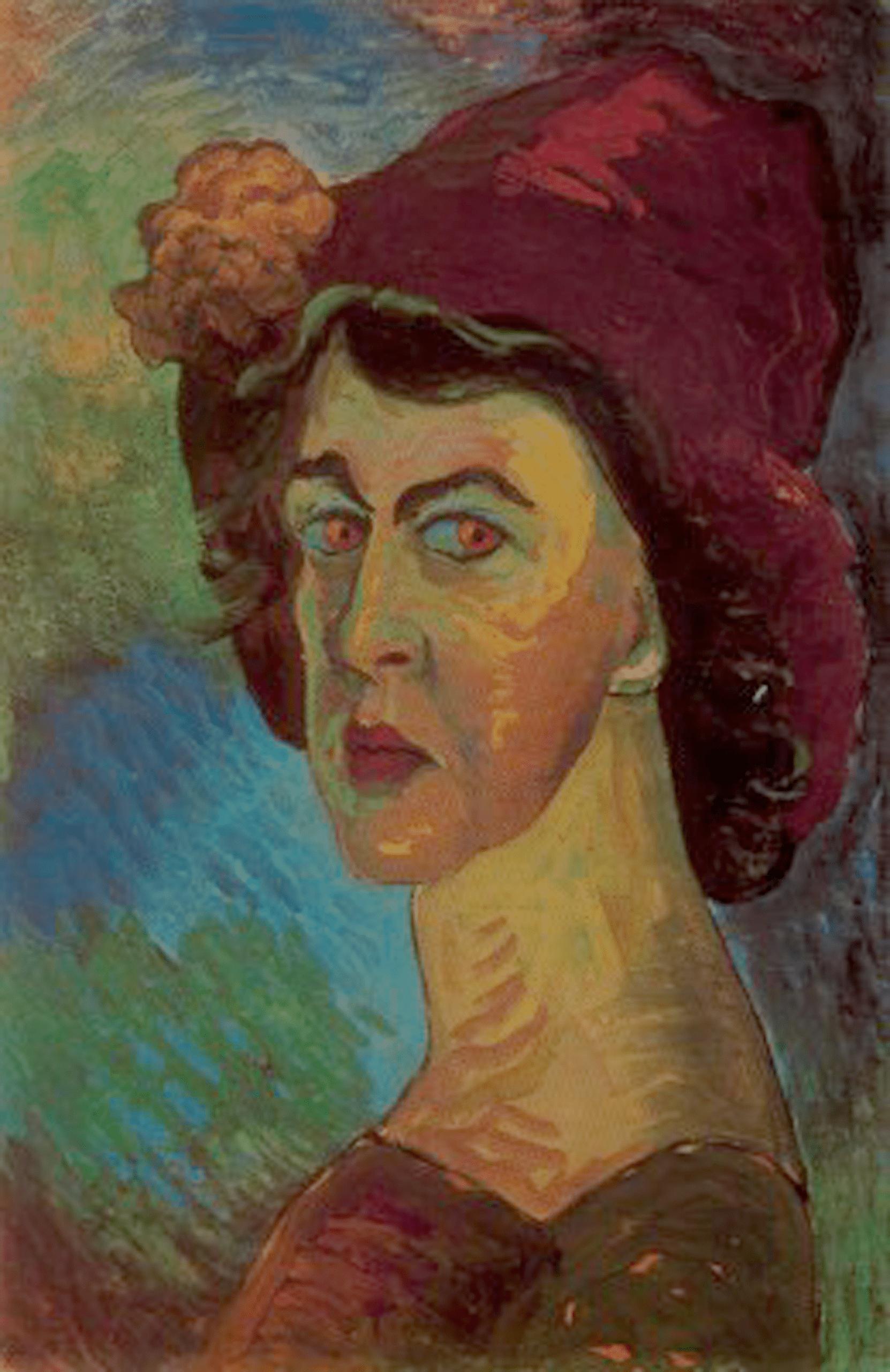 Алексей фон Явленский и Марианна фон Веревкина