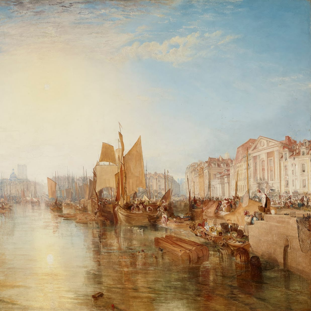 «Современный мир Тернера» (Turner's Modern World)