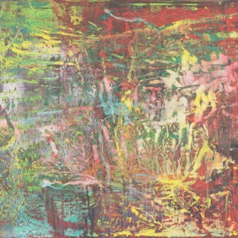Концерт минималиста Стива Райха под сопровождение картин Герхарда Рихтера. class=