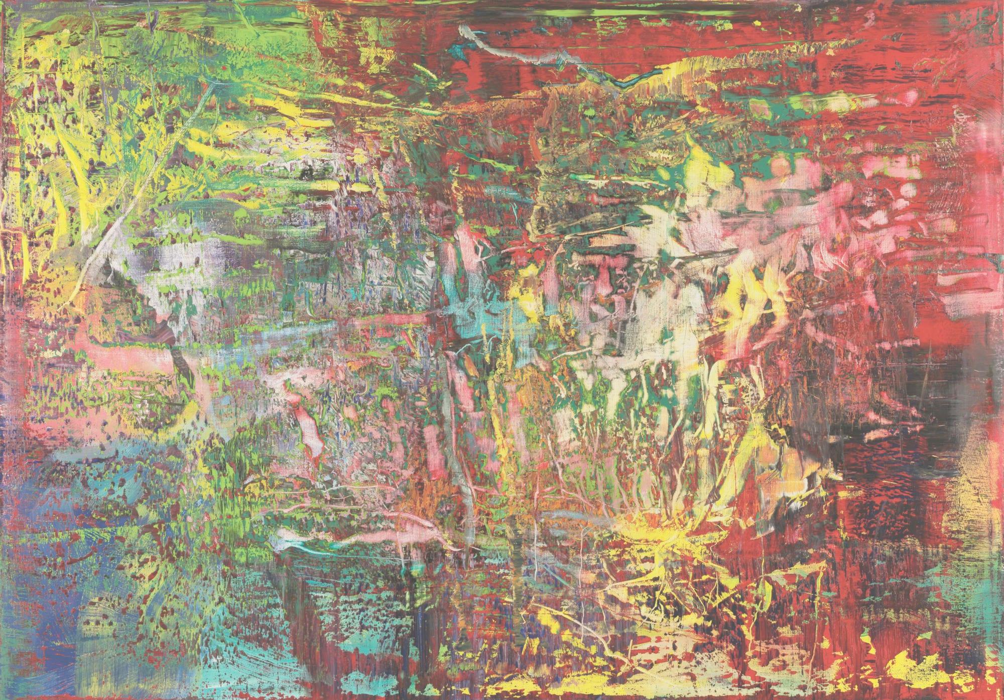 Концерт минималиста Стива Райха под сопровождение картин Герхарда Рихтера.