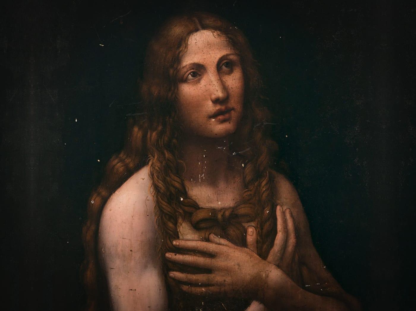 Редкую работу ученика Леонардо даВинчи выставят нааукцион