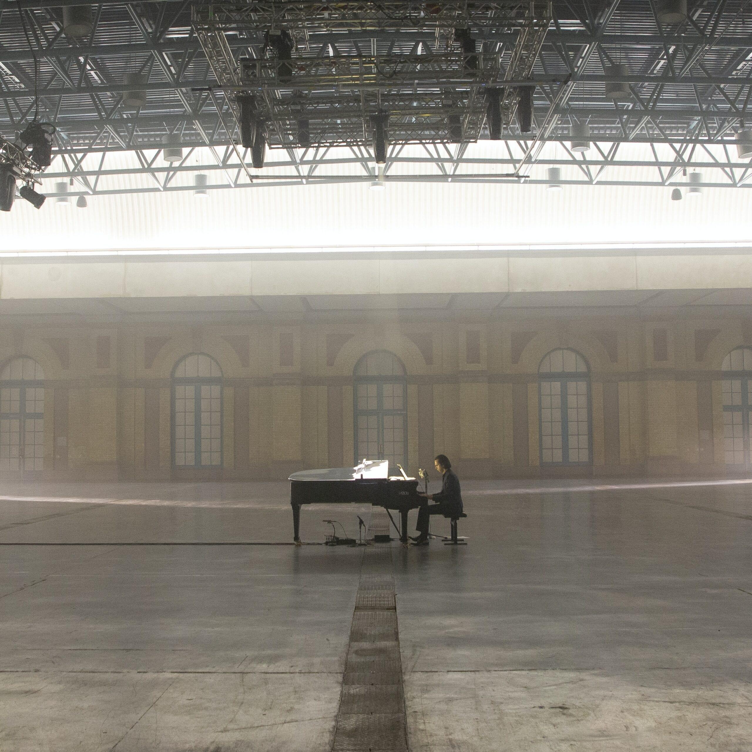 Онлайн-концерт Ника Кейва