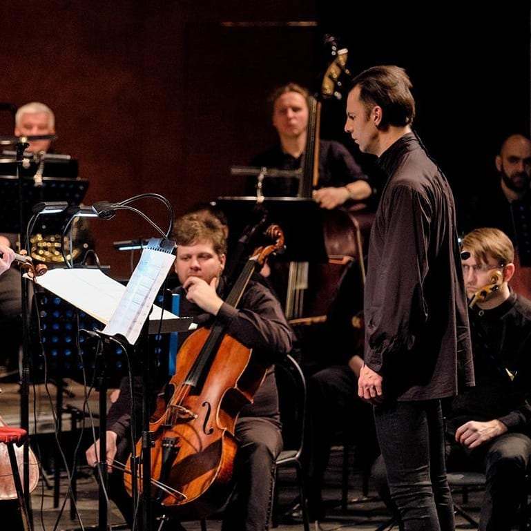 Онлайн-фестиваль «Оркестр года» (Orchestra of the Year Online Festival)
