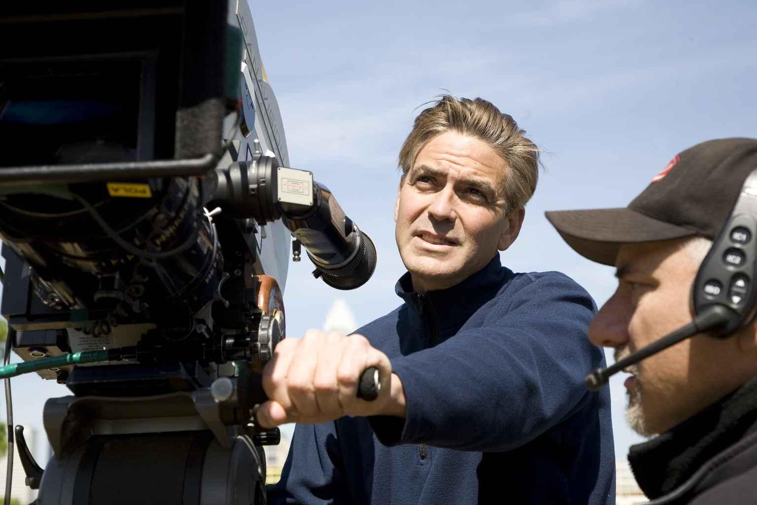 Джордж Клуни экранизирует роман Джона Гришема