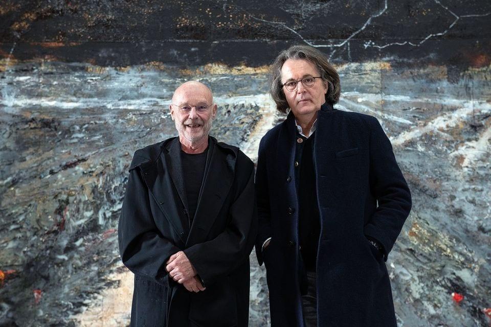 Ансельм Кифер иПаскаль Дюсапен создали инсталляцию для парижского Пантеона