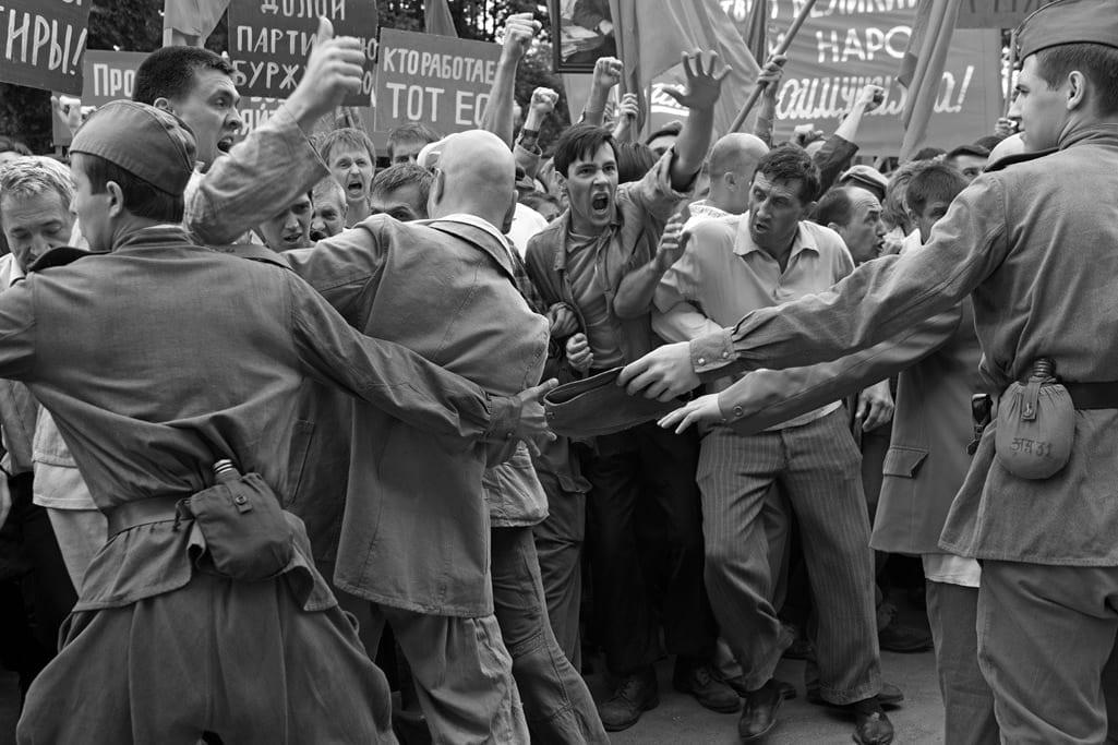 «Дорогие товарищи!» Андрея Кончаловского выдвинуты на«Оскар» отРоссии