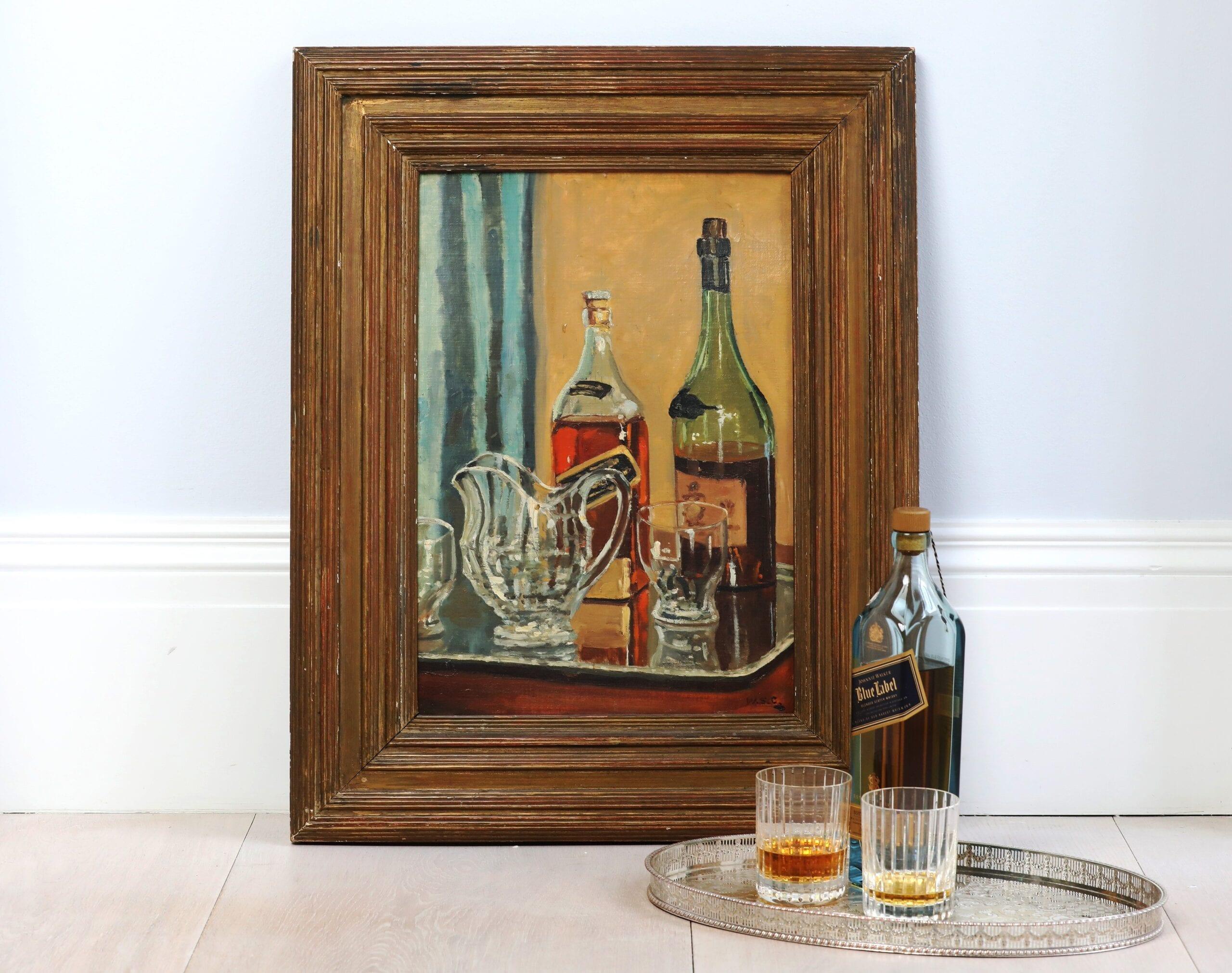 Картину Уинстона Черчилля продали почти за£1млн.