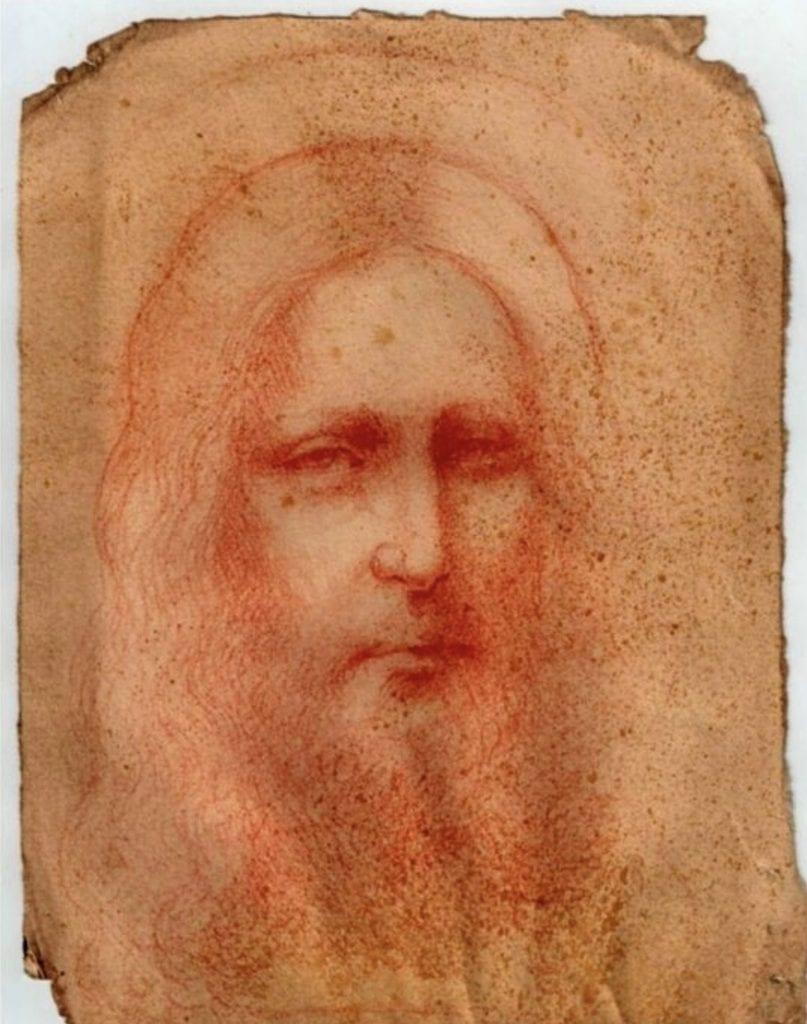 Обнаружен неизвестный ранее эскиз Леонардо даВинчи