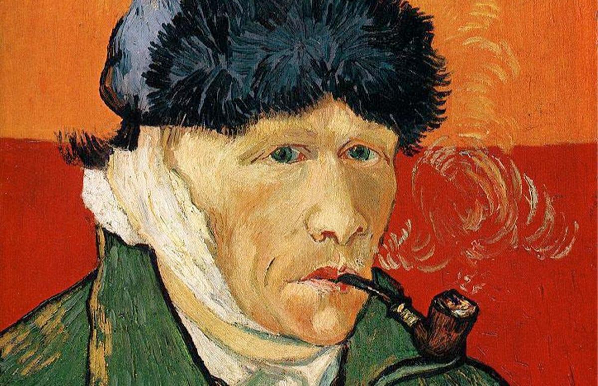 Озвучена новая версия, почему Ван Гог отрезал себе мочку уха