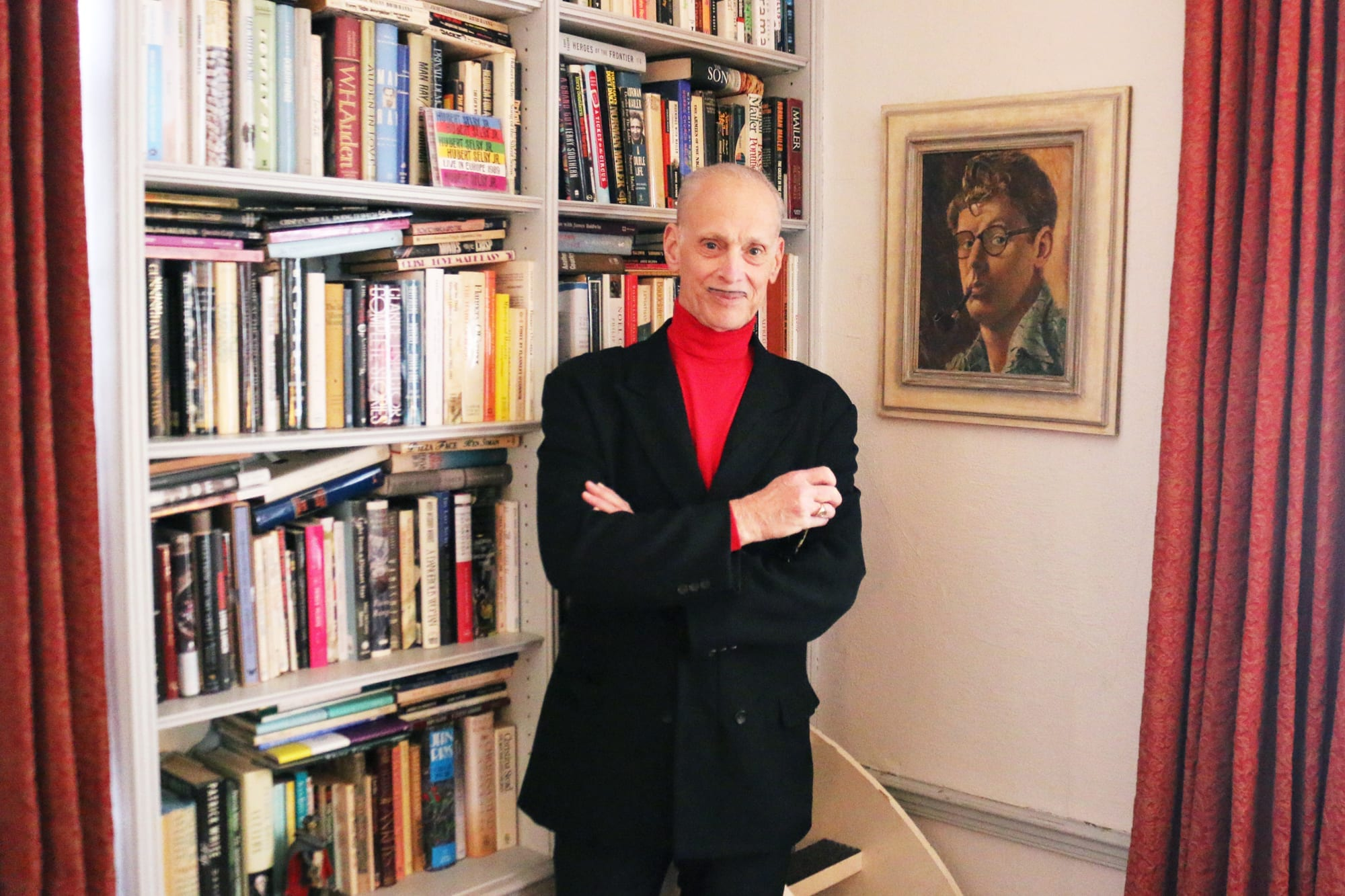 Джон Уотерс передаст свою коллекцию Балтиморскому музею искусств