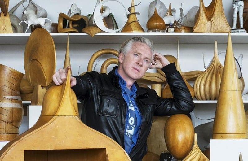 Маэстро Филип Трейси в «Эрарте»: «Шляпа идет всем, у кого есть голова на плечах»