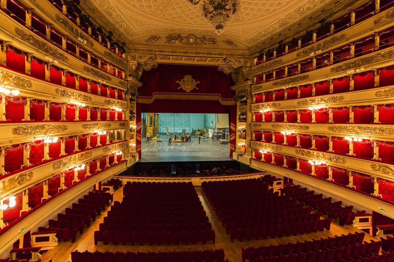 Открытие нового сезона театра «Ла Скала» покажут онлайн