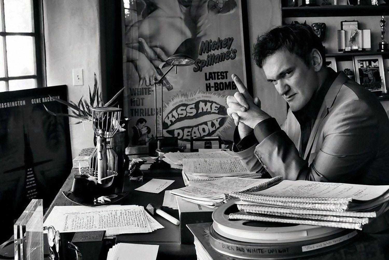 Квентин Тарантино станет писателем