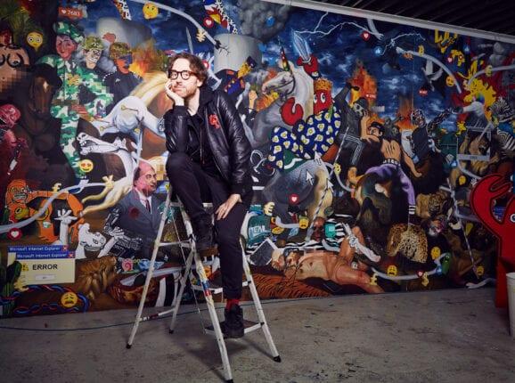 Филип Колберт: «Художник каждого поколения отражает возможности своего времени»