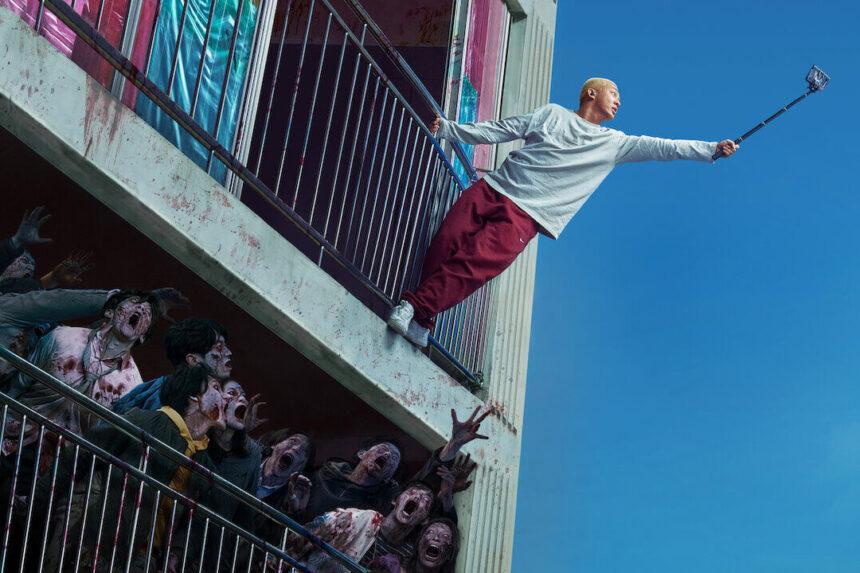 «#Выжить»: корейский зомби-хоррор о человечности