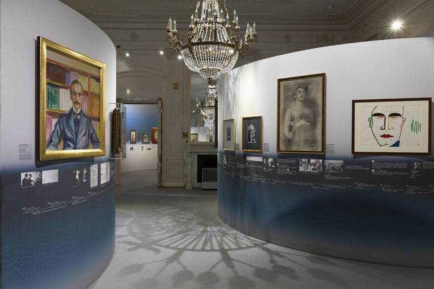 «В круге Дягилевом»: выставка о провидце современного театра