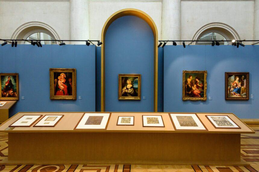 Выставка «Линия Рафаэля. 1520–2020»: увидеть новое влюбимом