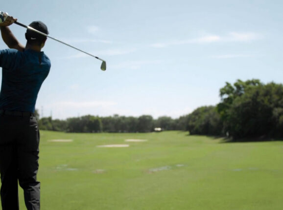 Документальный фильм «Тайгер»: любовь иболь наполе для гольфа