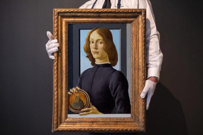 Самые дорогие работы старых мастеров — топ-лист ArtNews
