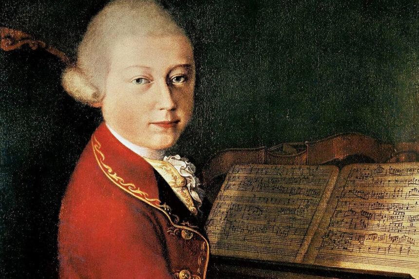 Публике представят неизвестное ранее произведение Моцарта
