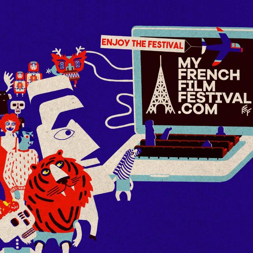 Онлайн-фестиваль MyFrench Film Festival