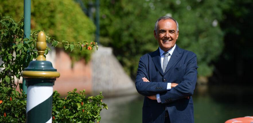 Художественный руководитель Венецианского кинофестиваля Альберто Барбера: «Тревога сменилась счастьем»