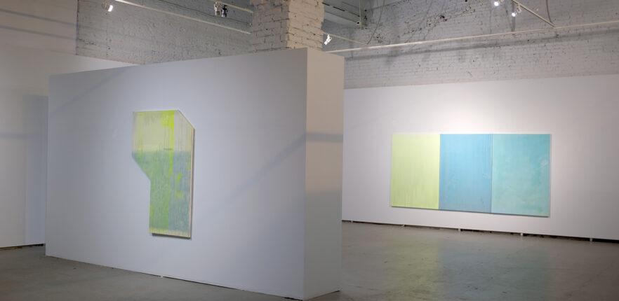Как сделать абстрактную живопись содержательной: овыставке Вики Шумской