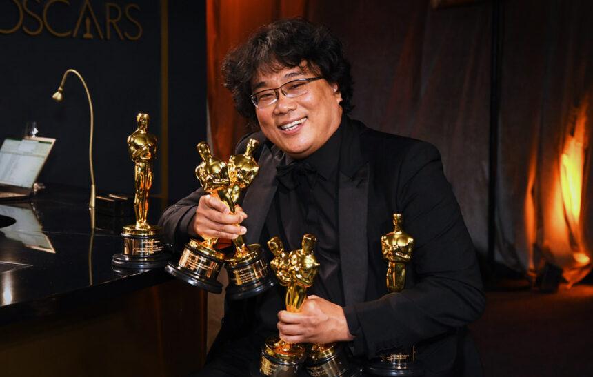 Пон Чжун-хо написал сценарий следующего фильма