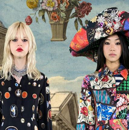 8лучших показов наНеделе моды вНью-Йорке осень-зима 2021/22: от«Бриджертонов» кдеревенскому изобилию