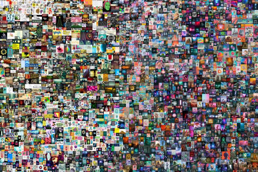 Christie's выставит напродажу цифровое произведение искусства
