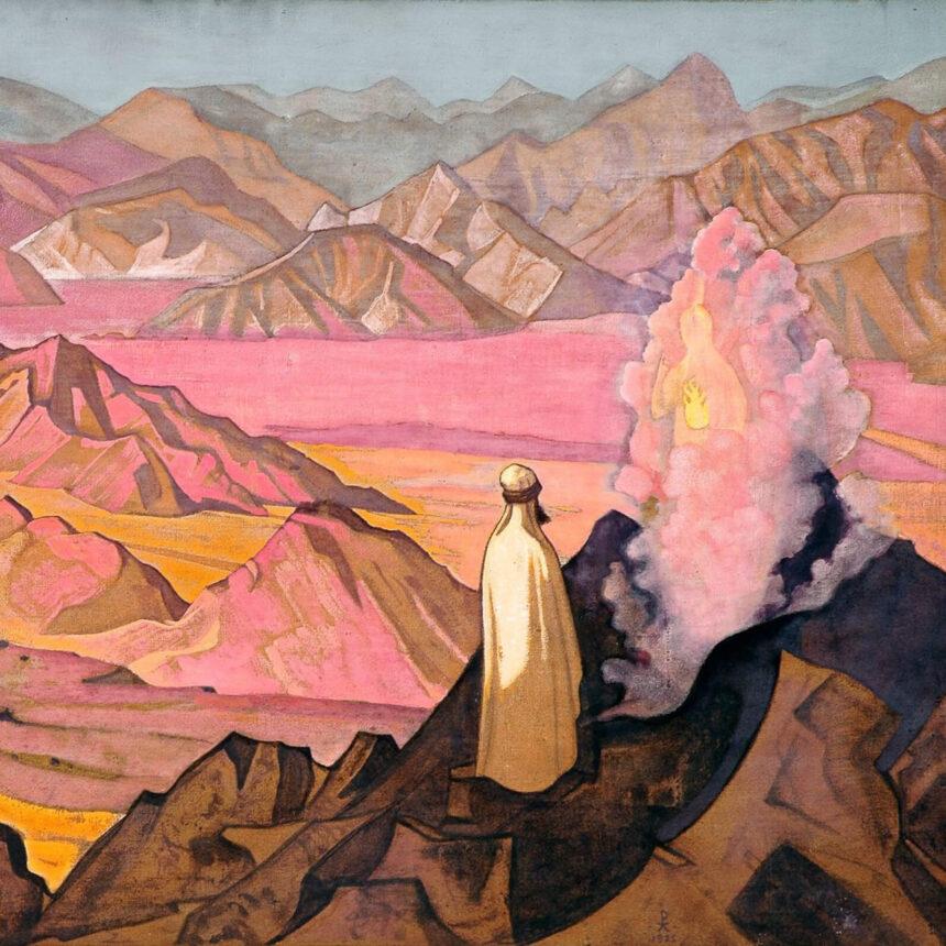 Выставка «Николай Рерих. Впоисках Шамбалы»