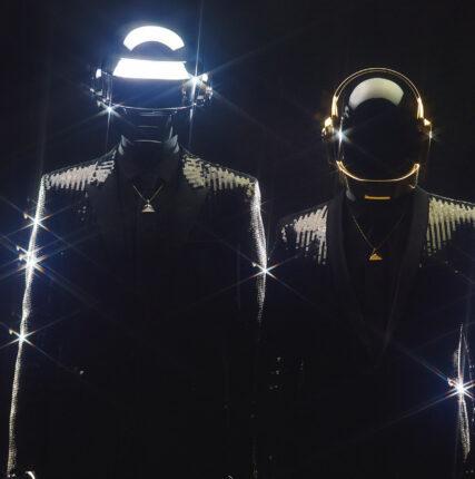 Daft Punk выпустили прощальный клип