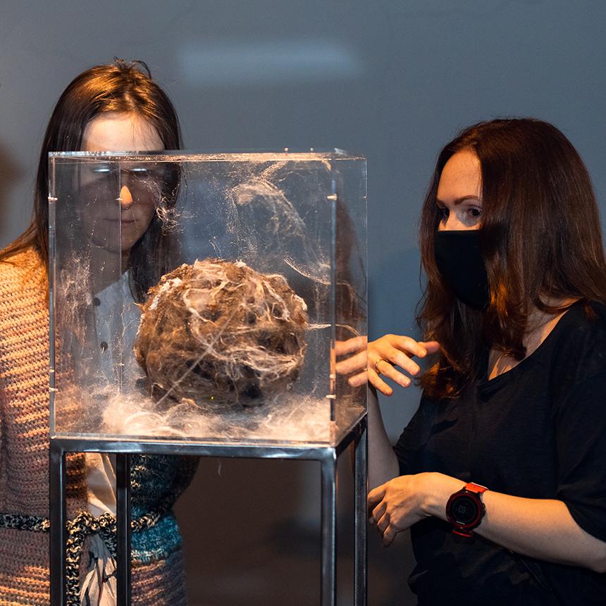 Выставка «Искусство иестественные науки— 2021»