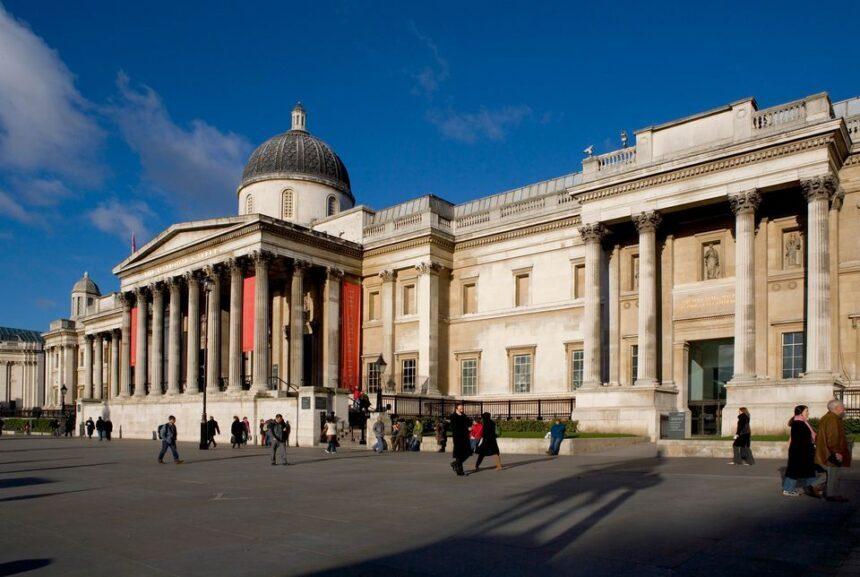 Расширенный вестибюль иисследовательский центр: Лондонскую национальную галерею реконструируют к200-летнему юбилею